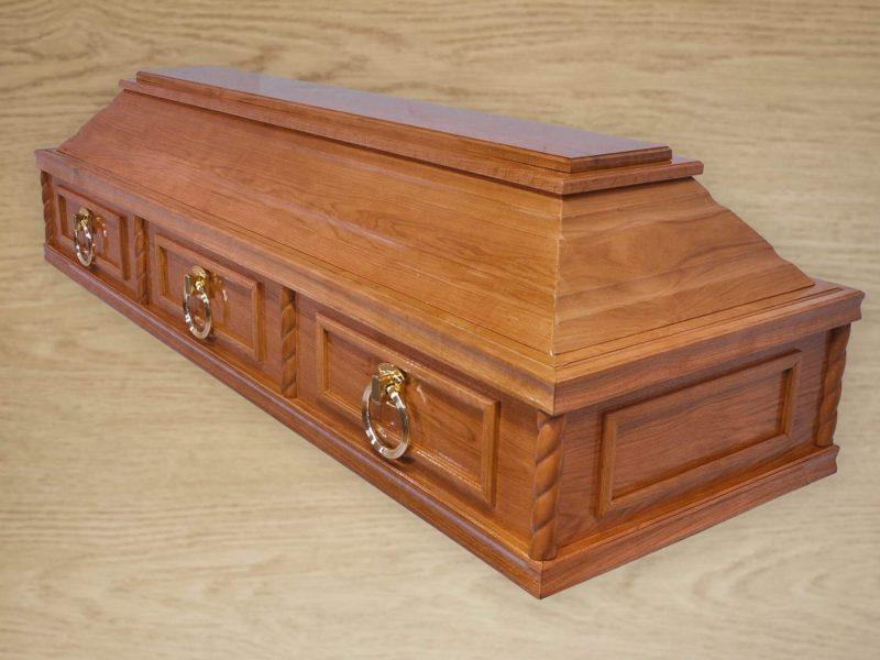 Hrast kovčeg HK84